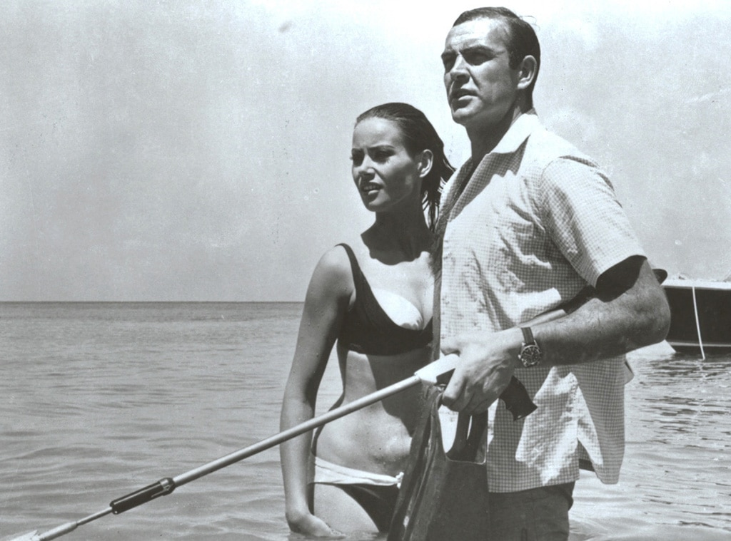 Thunderball, Sean Connery, James Bond