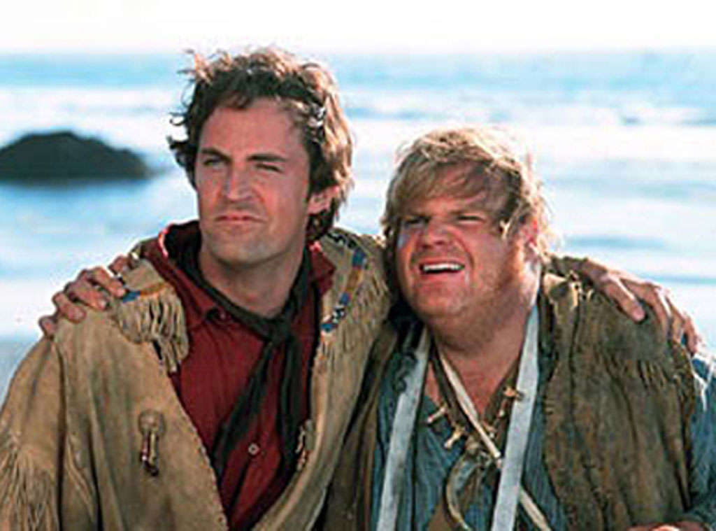 Chris Farley, Almost Heroes