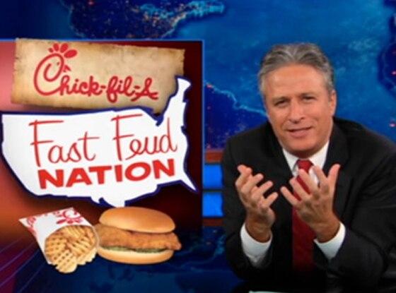 Jon Stewart, Daily Show