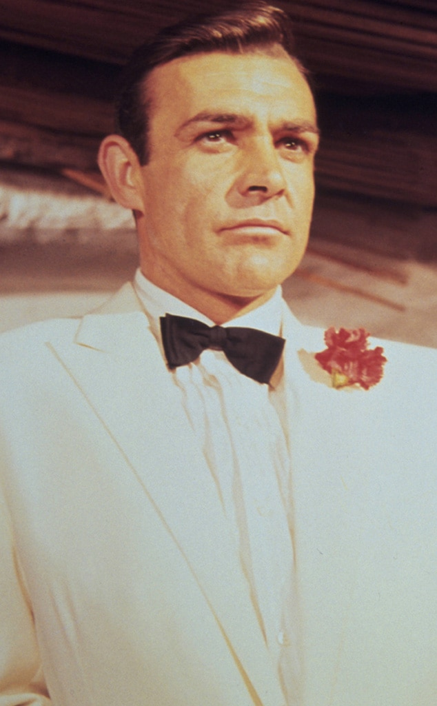 Goldfinger, Sean Connery, James Bond