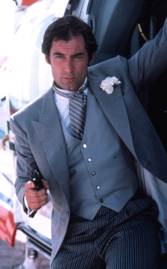 Licence to Kill, Timothy Dalton, James Bond