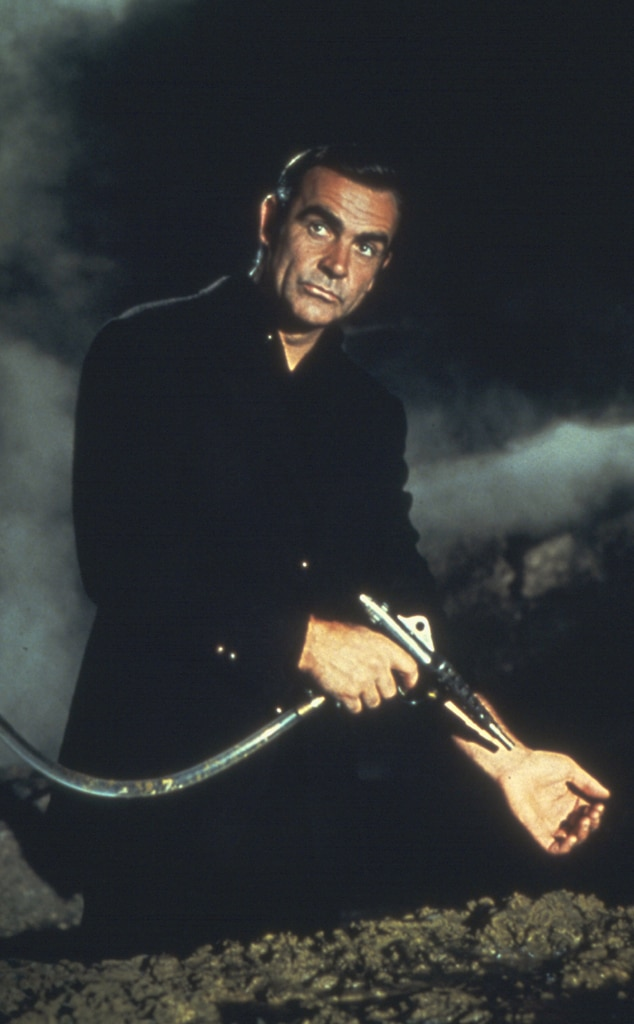 Diamonds Are Forever, Sean Connery, James Bond
