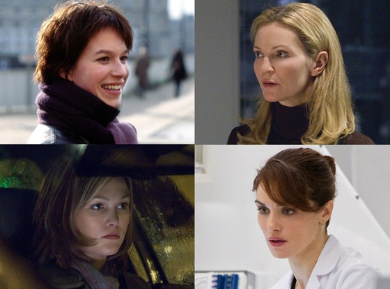 The Bourne Franchise, Famke Potente, Joan Allen, Rachel Weisz, Julia Stiles