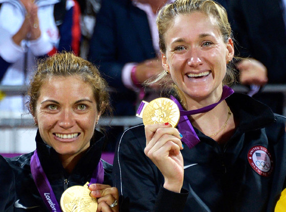 Misty May-Treanor, Kerri Walsh, 2012 Summer Olympics