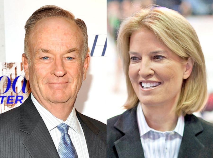 Bill O'Reilly, Greta Van Susteren