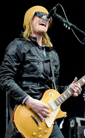 Puddle of Mudd, Wes Scantlin
