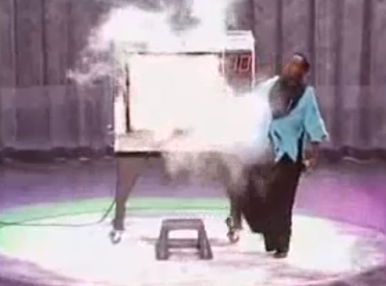 America's Got Talent, Microwave man