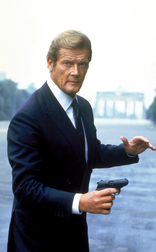 Live and Let Die, Roger Moore, James Bond