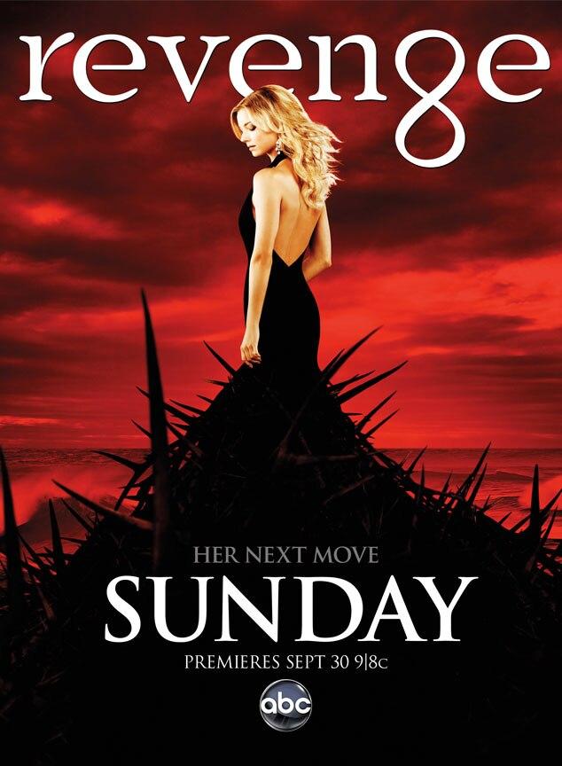 Revenge, Season 2 Poster