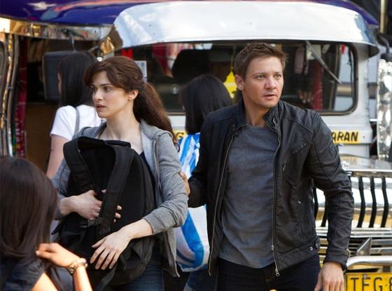 The Bourne Legacy, Rachel Weisz, Jeremy Renner