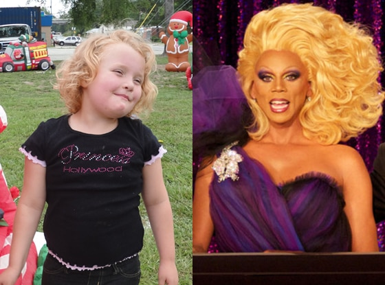 Honey Boo Boo, RuPaul