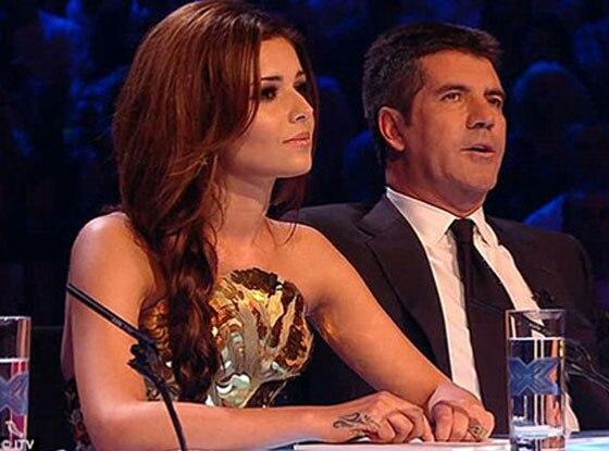 Simon Cowell, Cheryl Cole, X Factor
