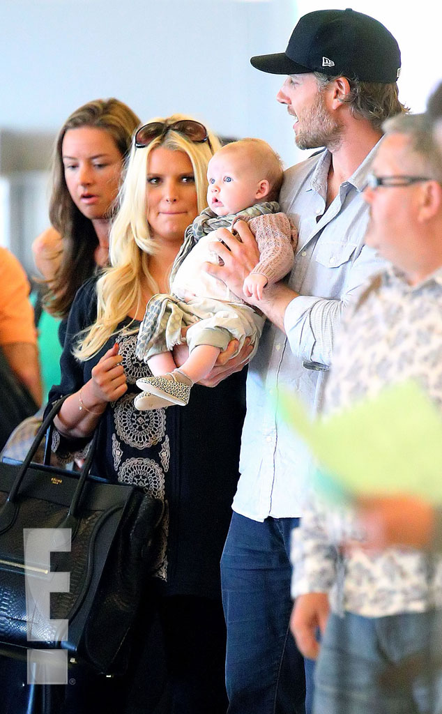 Jessica Simpson, Maxwell Drew Johnson