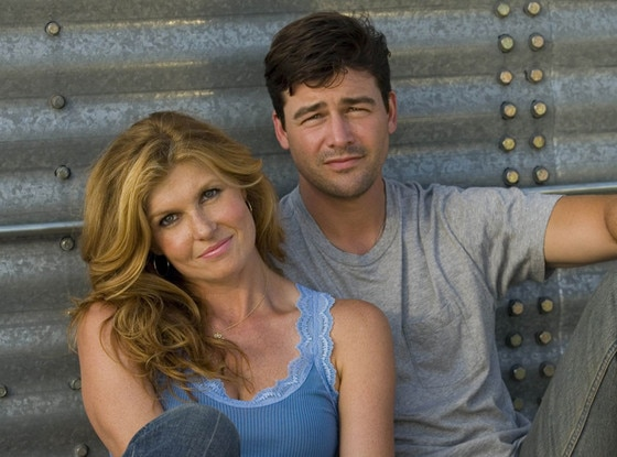 Connie Britton, Kyle Chandler, Friday NightLights
