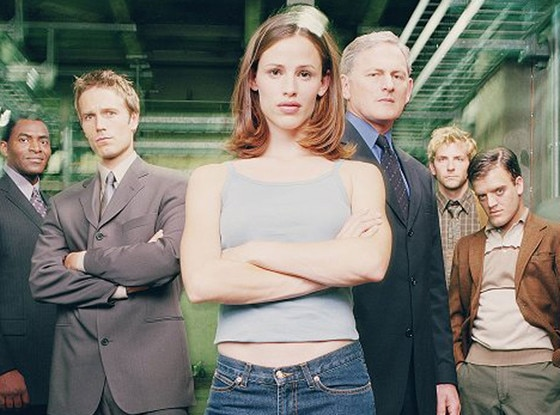 Alias, Cast