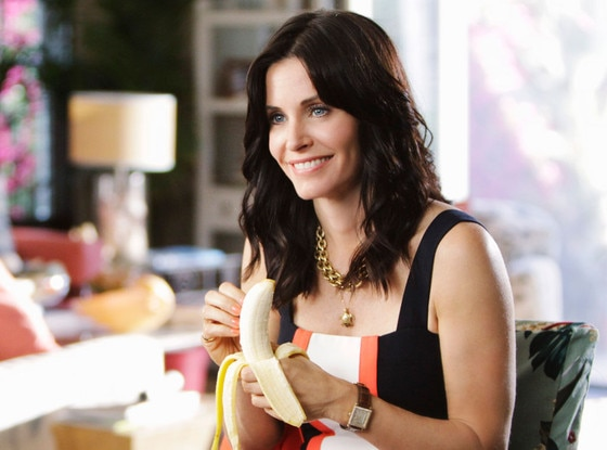 Cougar Town, Courteney Cox