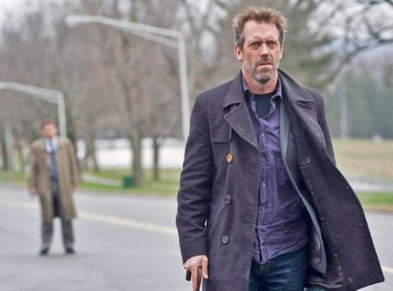 Hugh Laurie, House