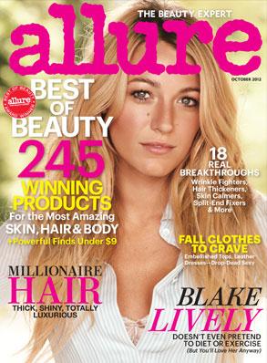 Blake Livley, Allure