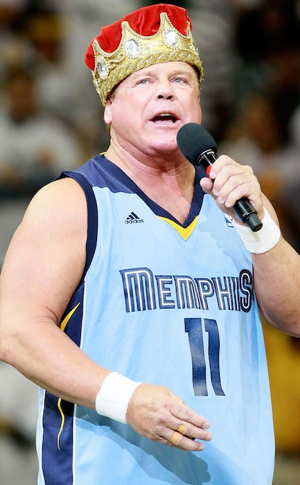Professional Wrestler,  Jerry Lawler