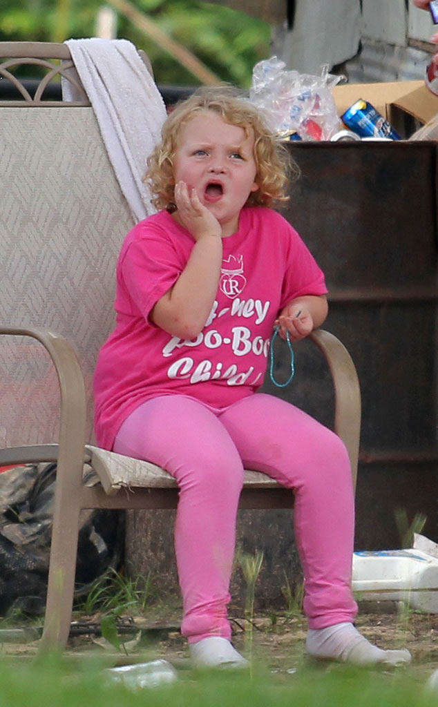 Honey Boo Boo Child, Alana Thompson