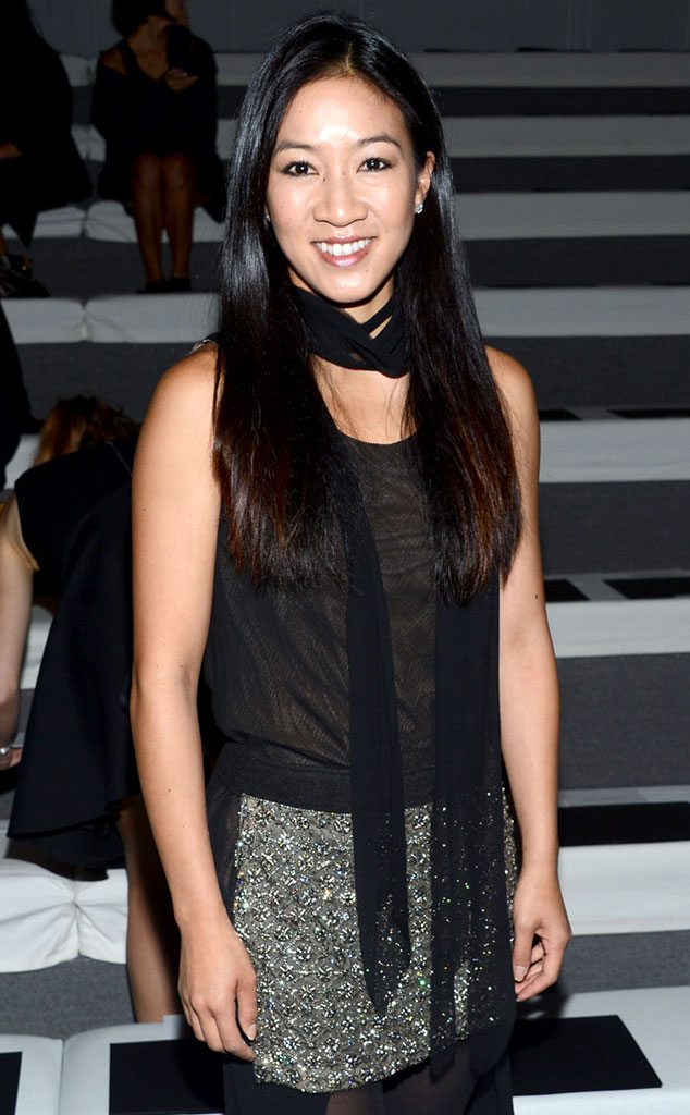 Michelle Kwan from Fashion Week Spring 2013 | E! News