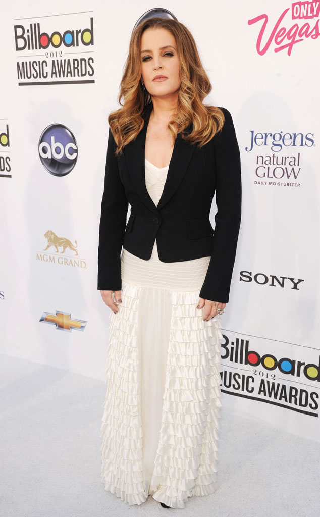 BILLBOARD MUSIC AWARDS, Lisa Marie Presley