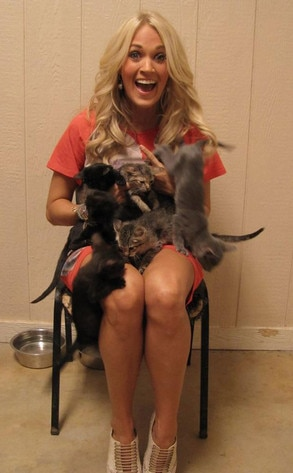 Carrie Underwood, Twit Pic
