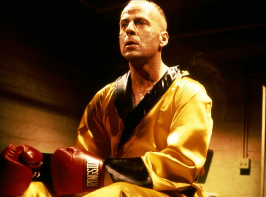 Bruce Willis, Pulp Fiction