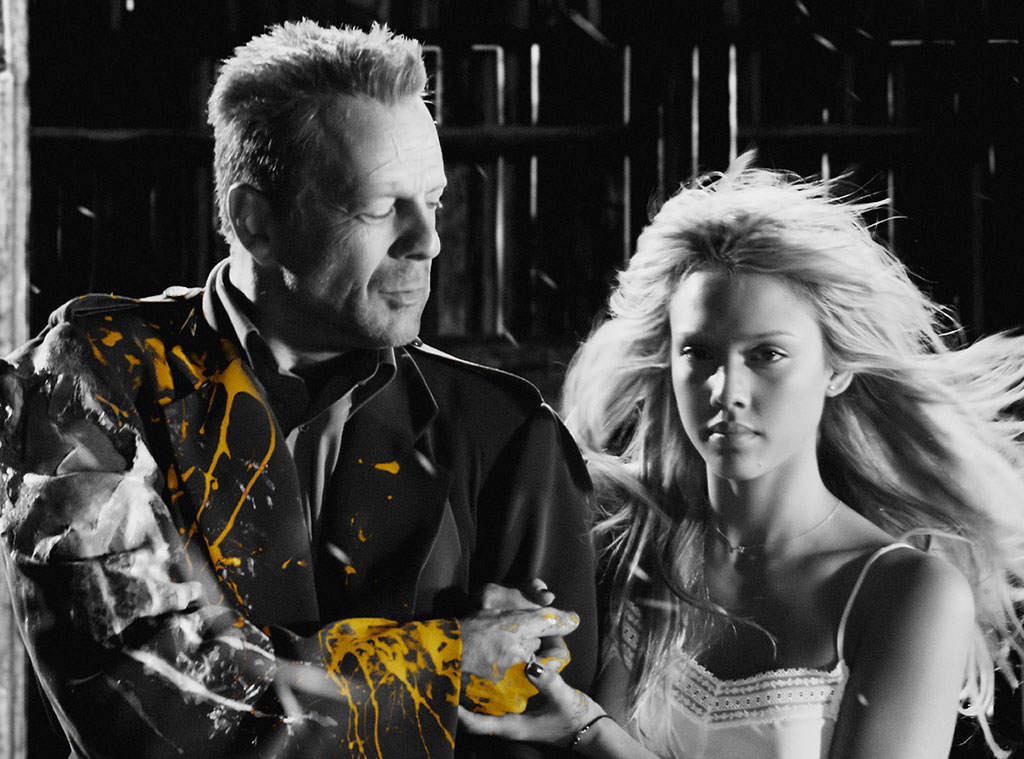 Bruce Willis, Sin City