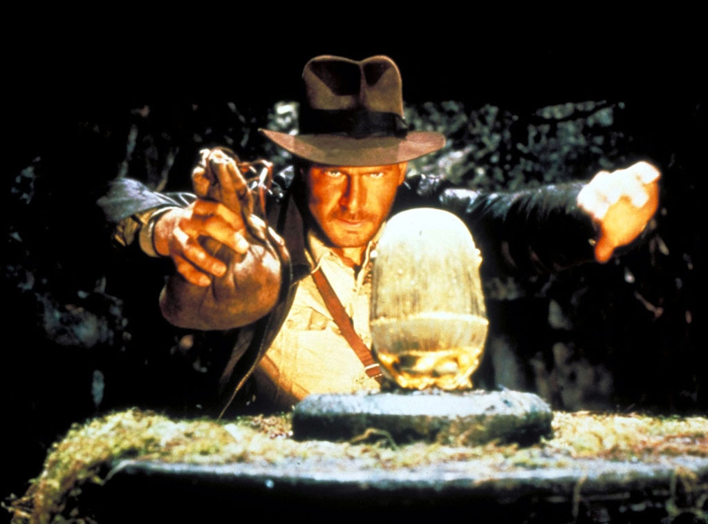 Raiders of the Lost Ark, Harrison Ford