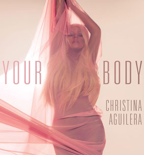Christina Aguilera, Your Body, Twitter
