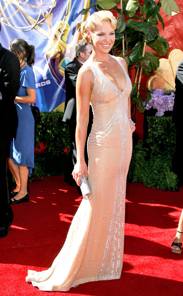 Katherine heigl from best dressed stars ever at the emmys e news - Katherine heigl diva ...