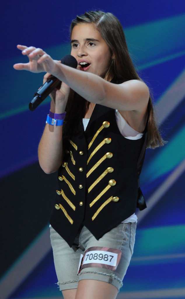 THE X FACTOR, Carly Rose Soneclar