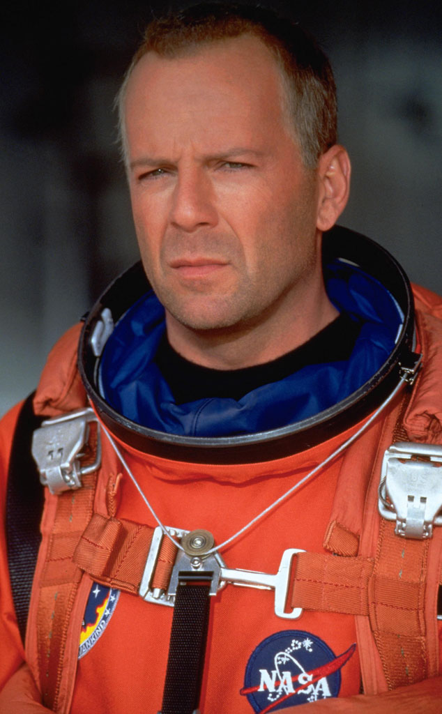 Bruce Willis, Armageddon