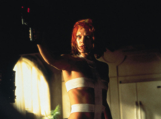 The Fifth Element, Milla Jovovich
