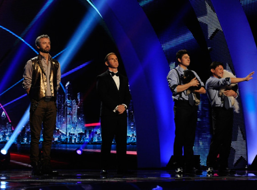 William Close, Tom Cotter, Olate Dogs, America's Got Talent