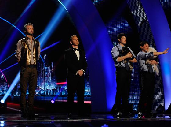 William Close, Tom Cotter, Olate Dogs, America's Got Talent