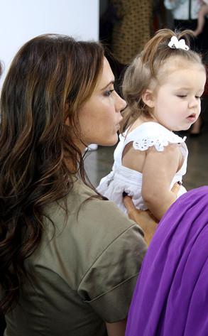 Harper Beckham, Victoria Beckham