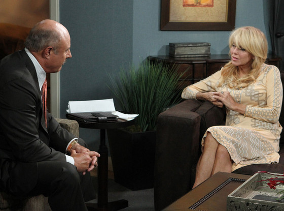 Dr. Phil, Dina Lohan
