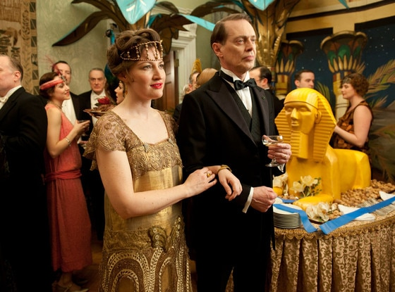 Boardwalk Empire, Kelly Macdonald, Steve Buscemi