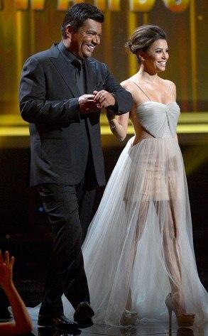 George Lopez, Eva Longoria