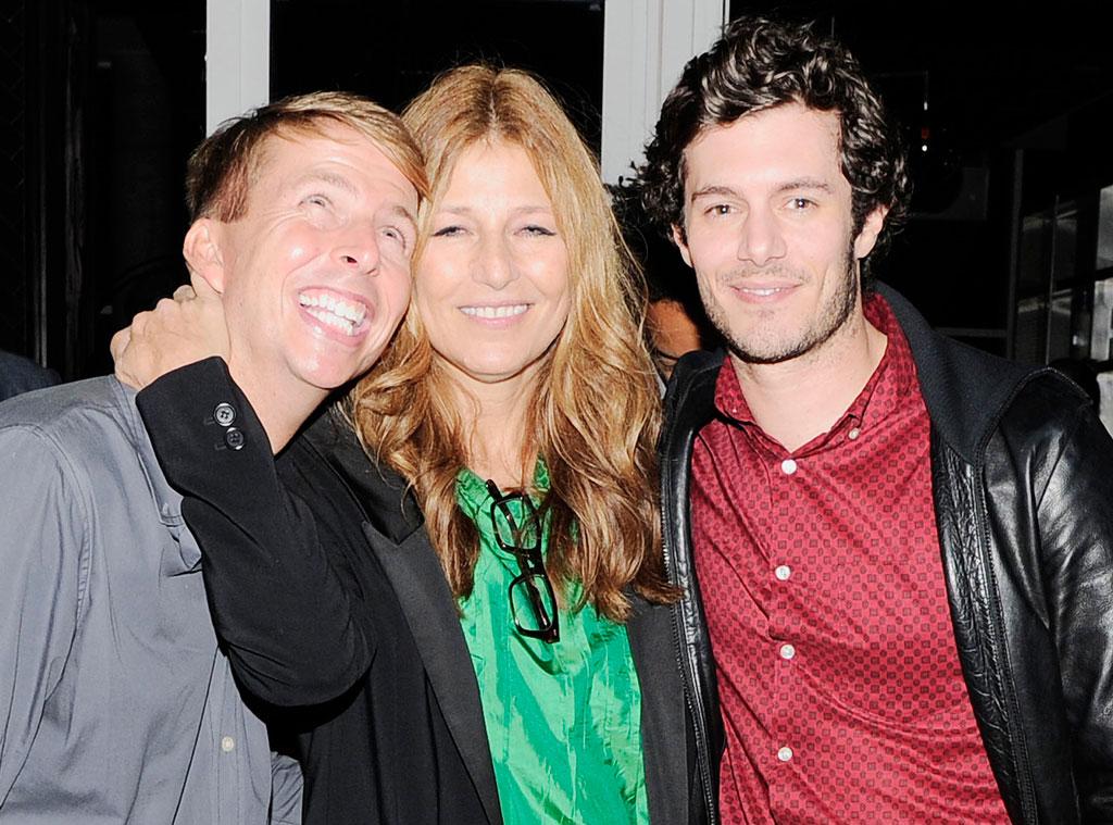 Jack McBrayer, Catherine Keener, Adam Brody