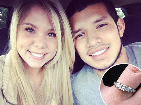 Kailyn Lowry, Javi Marroquin, Engagement Ring, Twitter