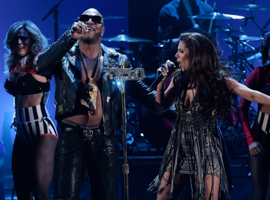 Flo Rida, Rosalyn Sanchez, Alma Awards