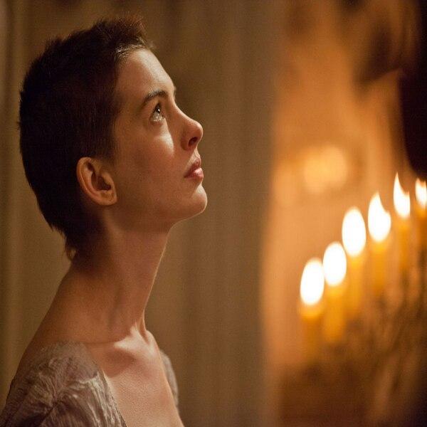Anne Hathaway, Les Misérables From 2013 Oscars: Meet The