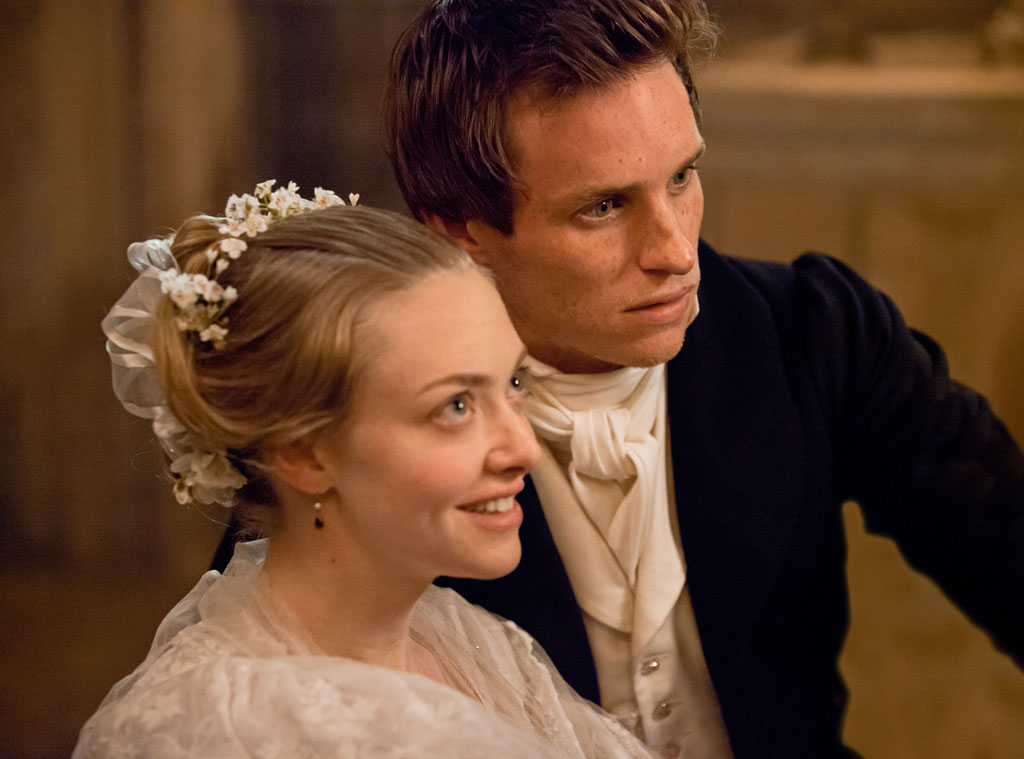 Amanda Seyfried, Eddie Redmayne, Les Miserables