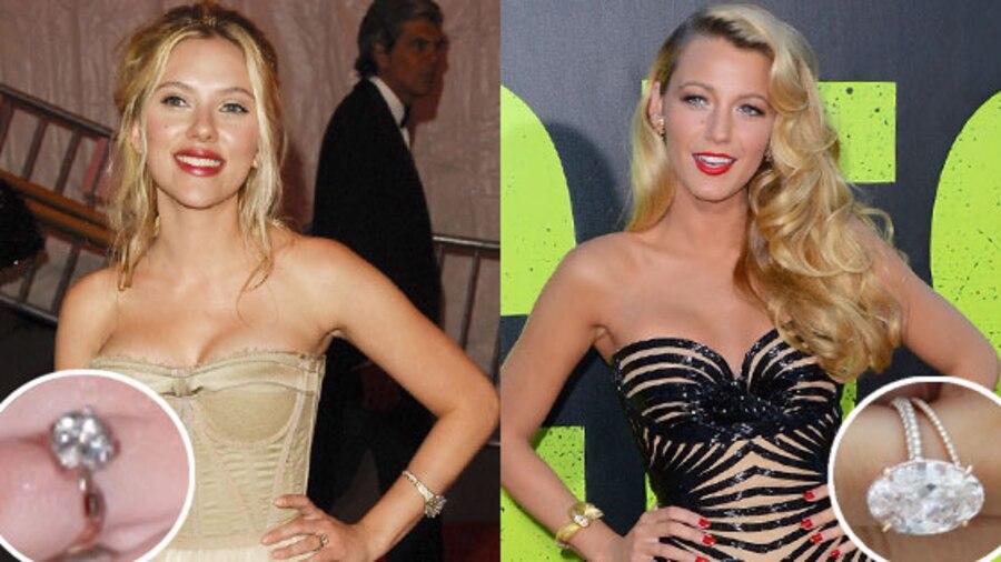 Scarlett Johansson, Blake Lively