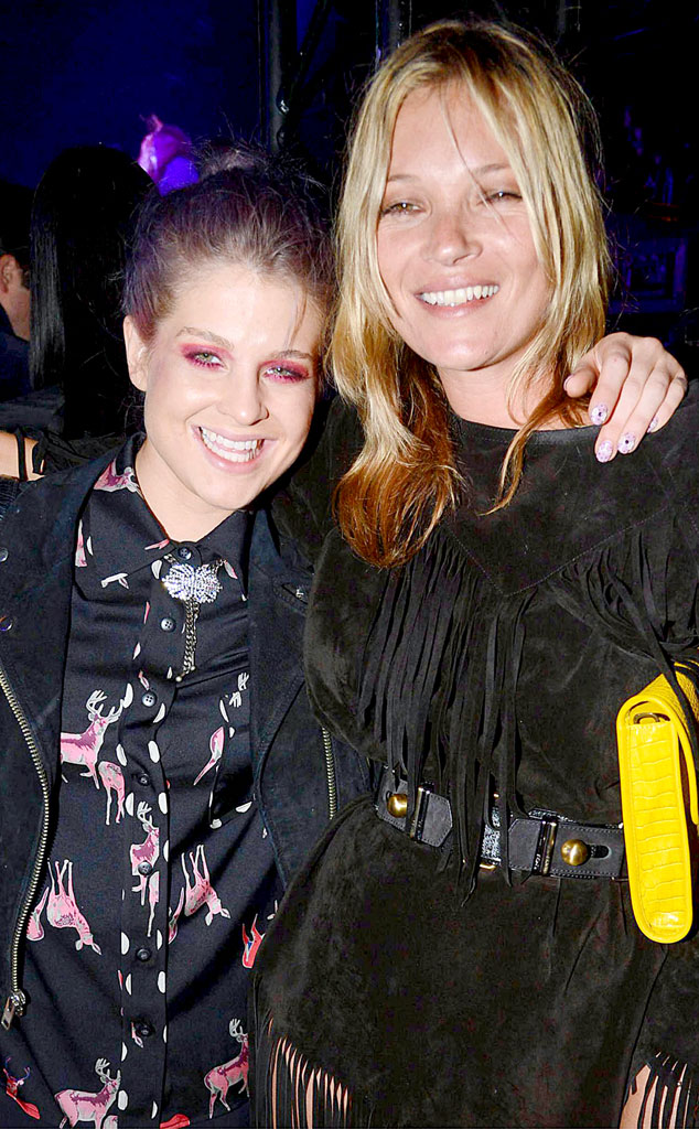 Kelly Osbourne, Kate Moss