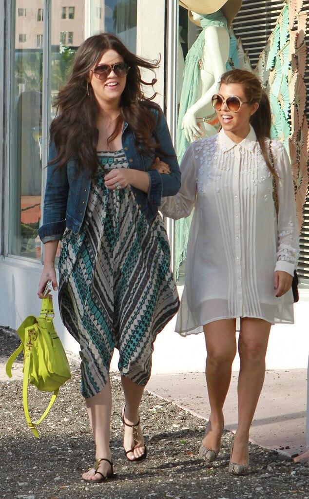 Kourtney Kardashian Odom, Khloe Kardashian