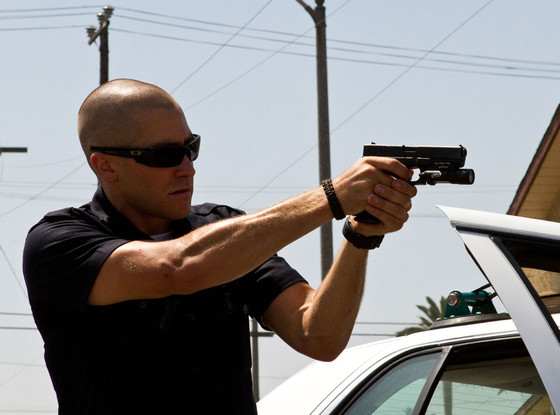 Jake Gyllenhaal, End of Watch